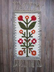 Teppich Wandteppich Fransen Auflage für