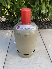 Propangasflasche Eigentumsgasflasche Campinggasflasche 5 kg