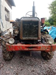 MAN 635 LKW Umgebauter-Ackerschlepper Ersatzteile