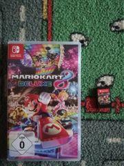 Mario Kart 8 Deluxe zum
