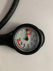 Finimeter Slimline bis 400 Bar