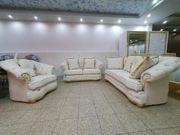 Barock Sofa Couch Garnitur versac
