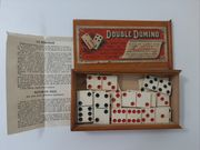Sehr altes Doubles Domino