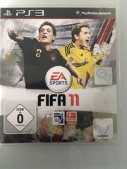 Fifa 11 für PlayStation drei