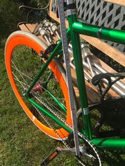 CREATE-BIKE SINGLE SPEED
