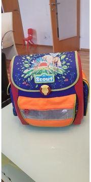 Schultasche Scout