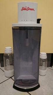 Wassersprudler Sodastream Gemini CO2-Kartusche 2