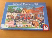 Schmidt Feuerwehr-Puzzle