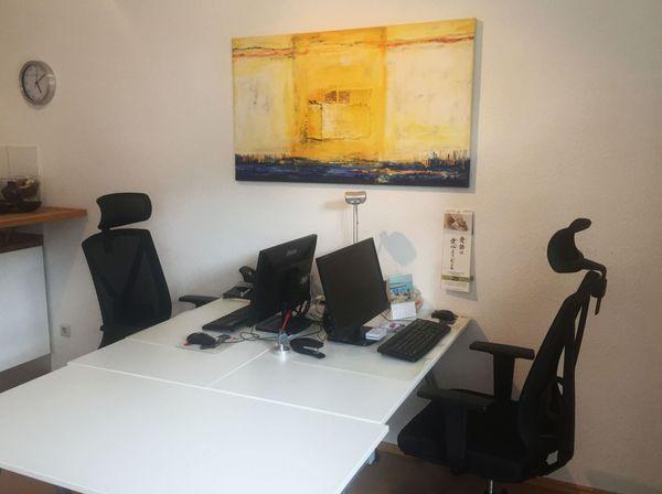 Bürogemeinschaft - Büroarbeitsplatz - Co-Workingspace - Düsseldorf