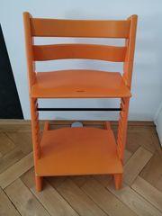Tripp Trapp Hochstuhl - orange