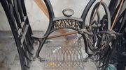 KAYSER Nähmaschine