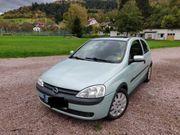 Opel Opel Corsa C 1