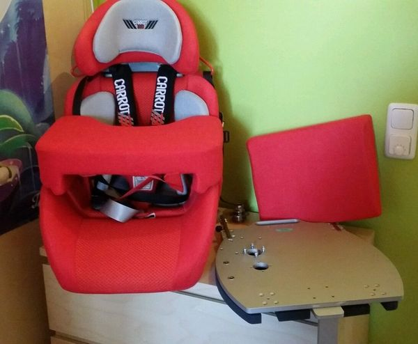 carrot 3 Autokindersitz Kindersitz Behinderte