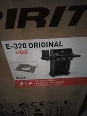 Weber Gasgrill bbq E-320original Fabrikeneu