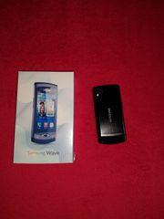 Smartphone Samsung S8500 Bada Wave