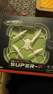 Drohne Quadrocopter Super F mit