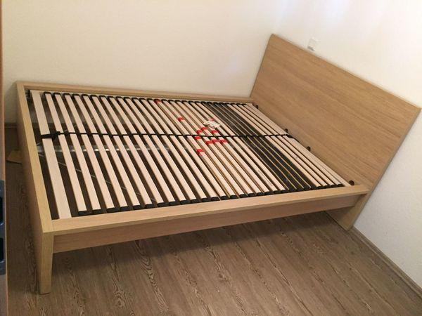 Malm Bett 140 X 200 Cm Inkl Lattenrost In Warburg Betten