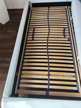 Bett 2 Lattenroste: Kleinanzeigen aus Weihmichl - Rubrik Betten