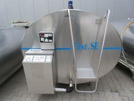 Gastronomie, Ladeneinrichtung - Milchkühltank Milchtank mit 3000 Liter -