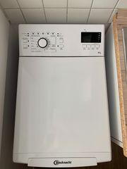 Toplader Waschmaschine Bauknecht Modell WAT