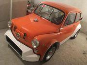Fiat Abarth 1000TCR Replica Tausch