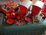 Playmobil Baustelle von 1975