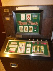 Slotmachine Royal Flush