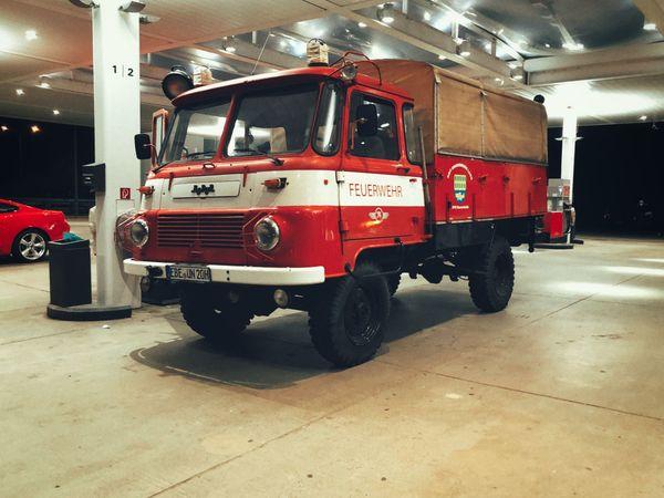 Robur LO 2002AHU Service NEU