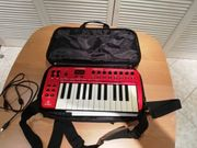 USB MIDI Controller Keyboard