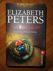 Buch Roman Elizabeth Peters Das