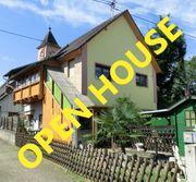 OPEN HOUSE Sonntag den 24