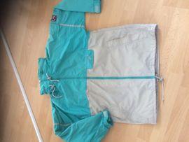 Damenbekleidung - Regenjacke Gr 36 38 mit