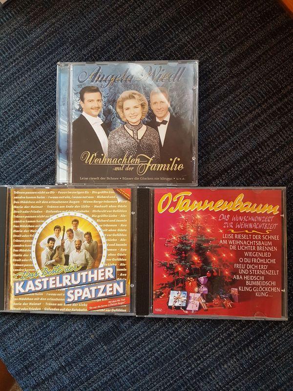 Kastelruther Spatzen Weihnacht CD Angela
