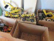 LEGO Technik Riesen Sammlung Bagger