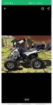 Quad Shineray 230ccm