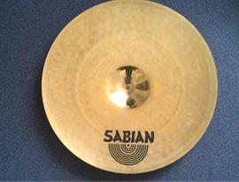 Drums, Percussion, Orff - Schlagzeug Becken Sabian 20 AAX