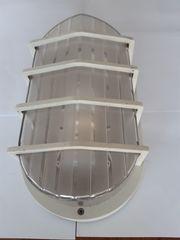 Feuchtraum - Lampe mit Leuchtmittel