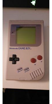 Gameboy komplett restauriert