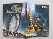 LEGO Technic 8504 Judge Slizer