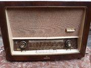 Röhrenradio von Siemens