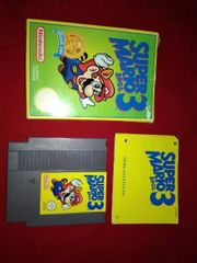 NES super Mario 3