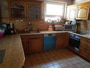 Landhausküche Einbauküche Küche Eicherustikal