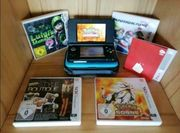 New Nintendo 3DS 4 Top