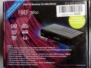 DVB-T2 Receiver XORO HRT 7620