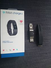 Fitbit Charge 2 Armband Edelstahl