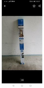 Fliegengitter für Balkontür Klemm-Lamellenvorhang