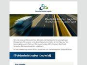 IT-Administrator m w d