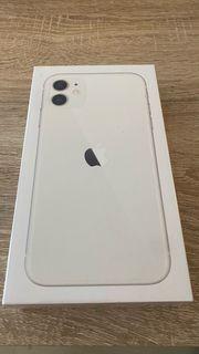 iPhone 11 128GB weiß