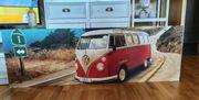 Bild VW Bulli 156x52