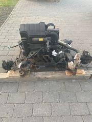 A Klasse W168 Motor mit